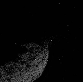 NASA's OSIRIS-REx Spacecraft Heads for Earth with Asteroid Sample