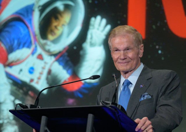 Administrator Bill Nelson Gives His First State of NASA Address