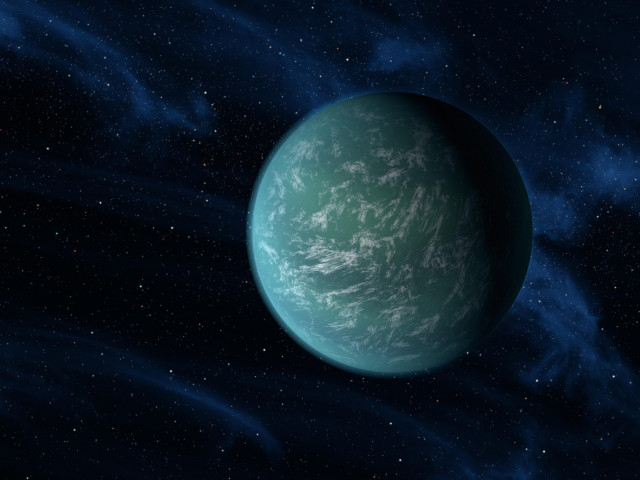 Finding a New Earth