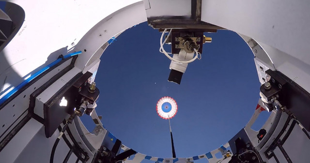 NASA, Boeing Complete Series of Starliner Parachute Tests