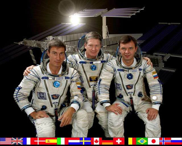 Celebrating 20 Years on Station: Expedition 1