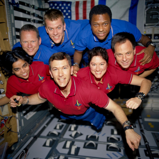 Remembering STS-107 and Her Crew
